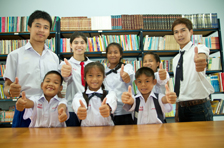 เกี่ยวกับเรา: การศึกษา มูลนิธิสงเคราะห์เด็ก พัทยา