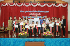 Projects: Pattaya School for Deaf Children
